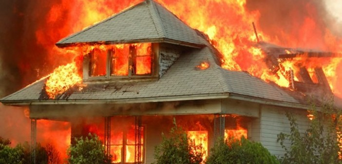 How Fire-Proof is Your House?